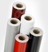 Self-adhesive films